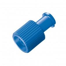 Заглушка Luer Lock синий B.Braun Combi-Stopper