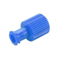 Заглушка Luer Lock синий KD-Stop Combi-Stopper