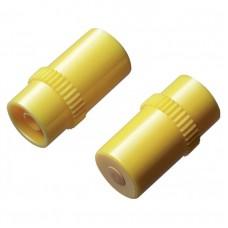 Заглушка Luer желтый с инъекционной мембраной B.Braun IN-Stopper