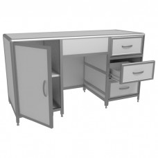Лабораторный стол СЛ 2-02