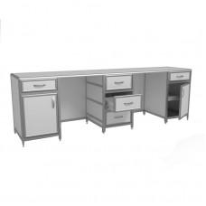 Лабораторный стол СЛ 3-01