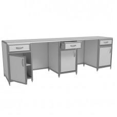 Лабораторный стол СЛ 3-02