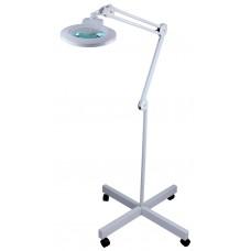 Лампа лупа на штативе ММ-5-150-Ш4 (LED) тип 1