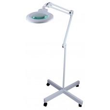 Лампа лупа на штативе MM-5+8/10/12/15-150-Ш4 (LED) тип 1