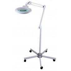 Лампа лупа на штативе MM-5+8/10/12/15-150-Ш5 (LED) тип 1