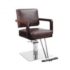 Кресло для барбершопов Мед-Мос LEA-2 (ММ-481А)