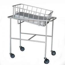Кровать-тележка для новорожденных МСК-110
