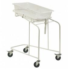 Кровать-тележка для новорожденных МСК-130
