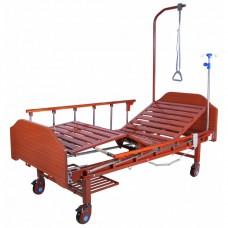 Кровать функциональная четырёхсекционная с электроприводом DB-7 MM-077Н