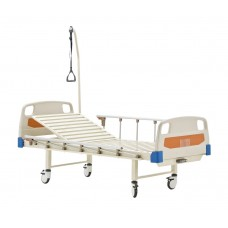 Кровать функциональная двухсекционная E-17B пластик (MM-1H)