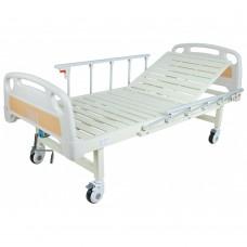 Кровать механическая Med-Mos E-17B (ММ-1014Н-00) (1 функц)