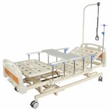 Кровать функциональная четырехсекционная E-31 MM-26Н с полкой и ростоматом
