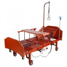 Кровать функциональная 12-ти секционная с функцией кардиокресла электрическая YG-3 ММ-92, ММ-092Н