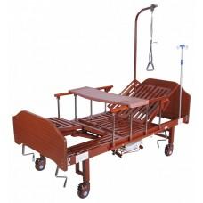 Кровать функциональная 12-ти секционная с функцией кардиокресла YG-5 ММ-036Н NEW