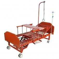 Кровать функциональная шестисекционная с функцией кардиокресла YG -6 MM-91Н NEW