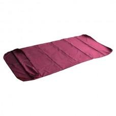 Чехол-наматрасник влагозащитный 200х85х10см из синтетической ткани с пленочным покрытием