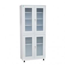 Шкаф металлический с двумя створками для документов ШД-02