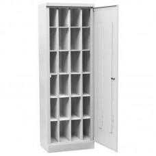 Шкаф архивно-складской металлический на 24 отделения