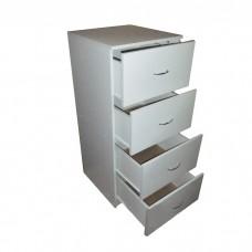 Шкаф из ЛДСП для картотеки ШК 1/01 с 4-мя ящиками