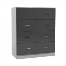 Шкаф из ЛДСП для картотеки ШК 2/01 с 8-ю ящиками