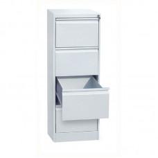 Шкаф металлический для картотеки ШК 4 (Формат - А4)
