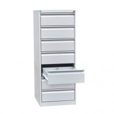 Шкаф металлический для картотеки ШК 7 (Формат - А5)