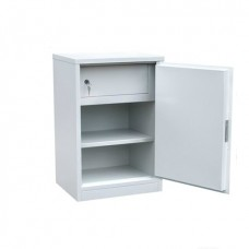 Шкаф металлический с трейзером ШБ1-К1