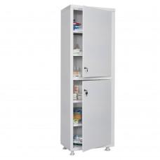 Шкаф металлический с одной створкой МСК-645.01