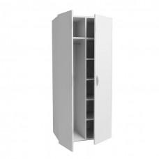 Шкаф для одежды двухстворчатый из ЛДСП МД-502