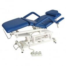 Стационарный массажный стол электрический DB-9 (КО-071)
