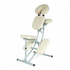Кресло для массажа шейно-воротниковой зоны MA-01 (MA-03 МСТ-3АЛ) (алюминий DE LUXE)