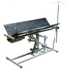 Стол ветеринарный универсальный СВУ-9 (арт. 9) (V-образная столешница, электропривод)