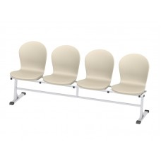 Секция стульев 4-ех местная МСК-237.02