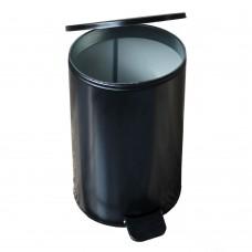 Урна педальная круглая на 30 литров