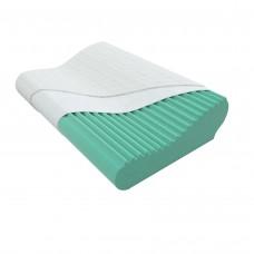 Анатомическая подушка Brener Eco Green серии Air