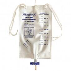 Мочеприемник стандартный Meridian 1000 мл (50шт./упаковке)