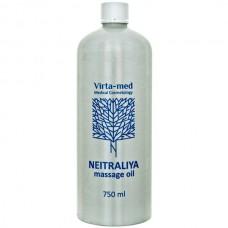 Массажное масло для тела НЕЙТРАЛИЯ NEITRALIYA massage oil