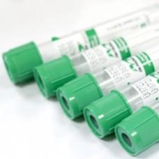 Пробирки вакуумные IMPROVACUTER с литий-гепарином 16х100 9,5 мл для плазмы
