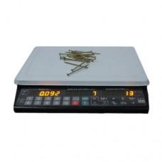 Весы счетные МК-С21 (светодиодный индикатор, питание сеть/аккумулятор)