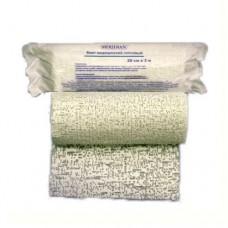 Бинт медицинский гипсовый Меридиан 20 см х 3 м (30шт/упак)
