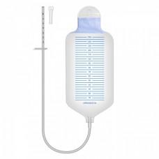 Кружка Эсмарха полиэтиленовая стерильная Объем: 1,5 л (30/1200шт./упаковке)
