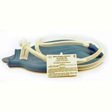 Кружка Эсмарха резиновая №1 Объем: 1л  (Альфапластик) (10шт./упаковке)