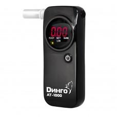 Персональный индикатор алкоголя Dingo AT-1000 Черный
