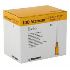 Игла инъекционная 20G (0,9 x 40 мм) B.Braun