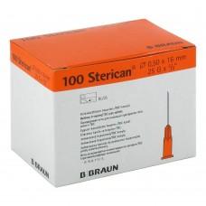 Игла инъекционная 25G (0,50 x 16 мм) B.Braun