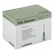 Игла инъекционная 27G (0,40 x 12 мм) B.Braun