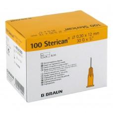 Игла инъекционная 30G (0,3 x 12 мм) B.Braun