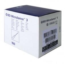Игла инъекционная 22G (0,7 x 40 мм) тонкая стенка BD Microlance