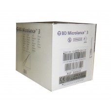 Игла инъекционная 27G (0,4 x 13 мм) BD Microlance