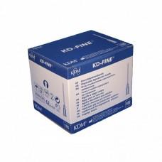 Игла инъекционная 30G (0,29 х 12 мм) KDM
